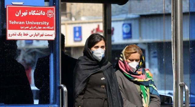 İran'da son 24 saatte 128 kişi Covid-19'dan hayatını kaybetti