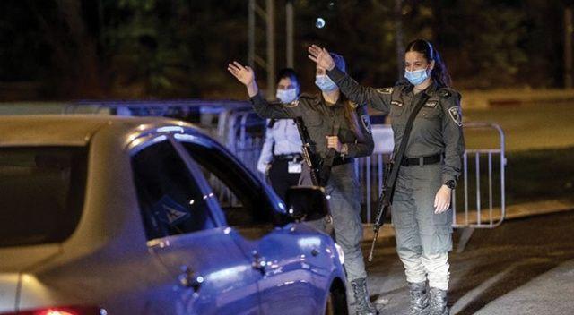 İsrail'de 3 haftalık koronavirüs karantinası başladı
