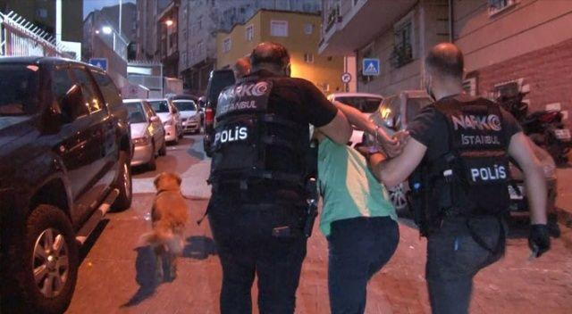 İstanbul'da zehir tacirlerine eş zamanlı operasyon