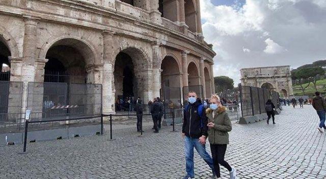 İtalya'da son 24 saatte 1640 kişiye Kovid-19 tanısı konuldu