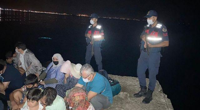 İzmir'den Yunanistan'a kaçmak isteyen 9 FETÖ şüphelisi yakalandı
