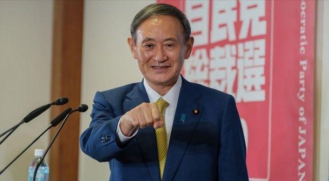 Japonya'nın muhtemel başbakanı Suga Yoşihide
