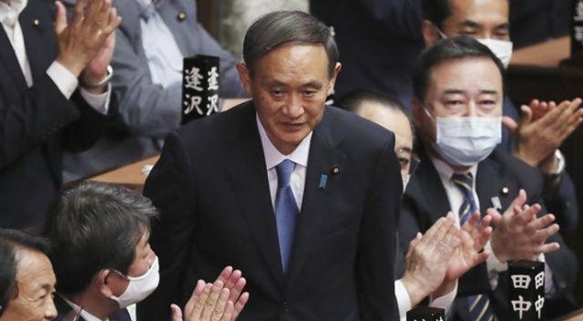 Japonya'nın yeni Başbakanı Suga'ya dünya liderlerinden tebrik mesajları