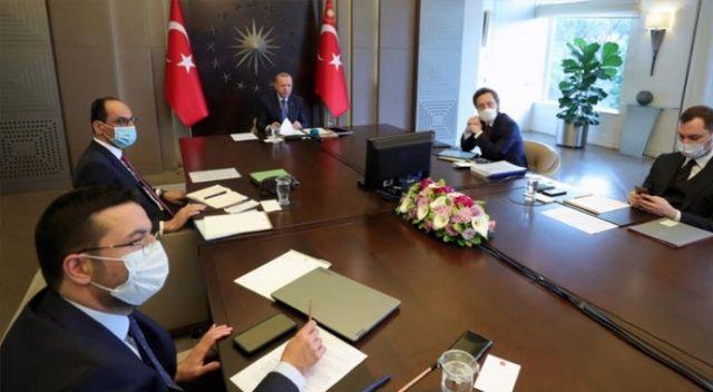 Kabine toplantısında yeni tedbirler masada