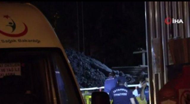 Kadıköy-Kozyatağı metro şantiyesinde iş kazası: 2 yaralı
