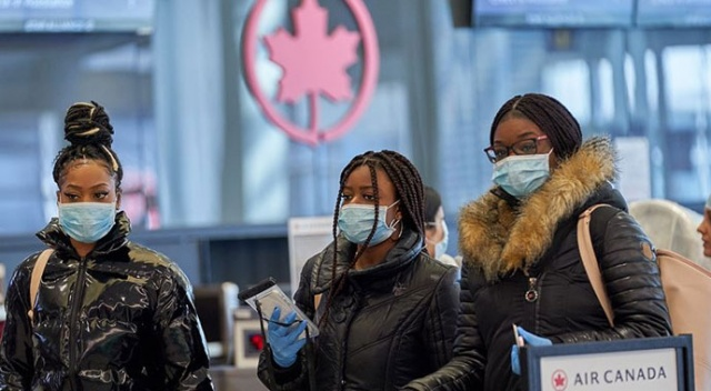Kanada'da Covid-19'dan ölenlerin sayısı 9213'e çıktı