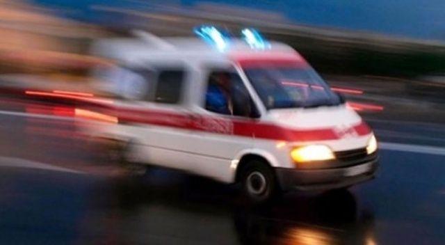Kayseri'de iki otomobil çarpıştı: 1 ölü