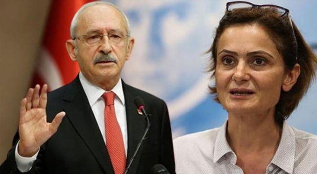 Kemal Kılıçdaroğlu, Kaftancıoğlu'nun arkasında