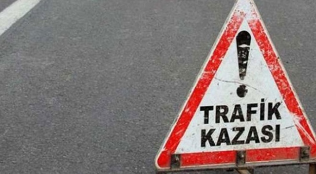 Kilis'te iki otomobil çarpıştı: 5 yaralı