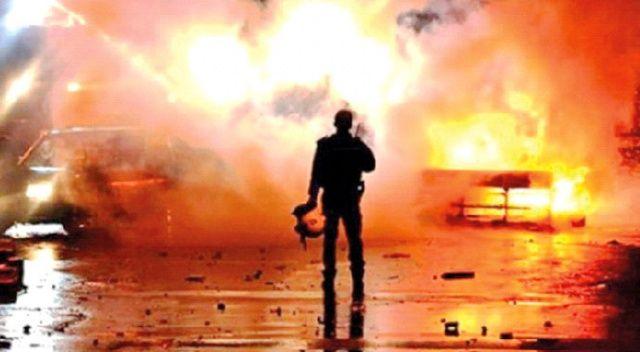 Kobani katliamında 500 klasör delil