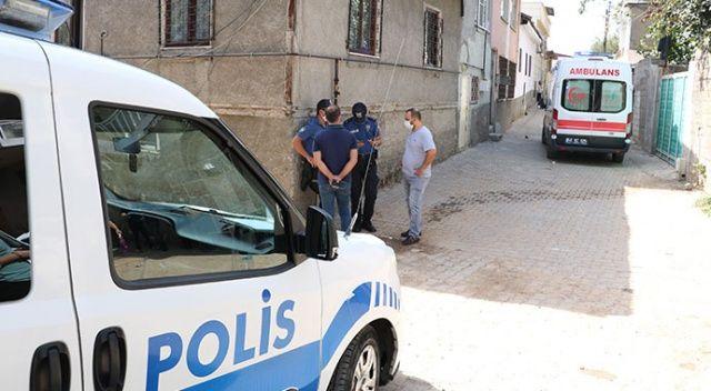 Kokusu mahalleyi sardı, herkes polisi aradı!