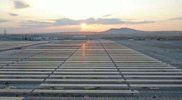 Konya'da dev proje! Uzaydan görülecek, 2 milyon kişinin elektrik ihtiyacını karşılayacak
