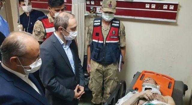 Kop Tüneli'ndeki patlamada yaralanan işçiler: Şiddeti bizi duvarlara tavana fırlattı