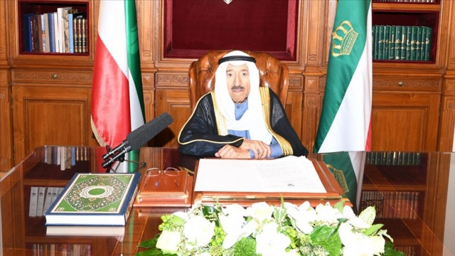 Kuveyt Emiri'nin vefatı dolayısıyla 7 Arap ülkesinde yas ilan edildi