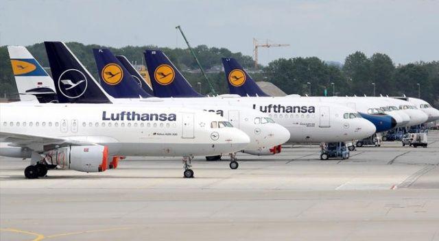 Lufthansa adım adım iflasa gidiyor