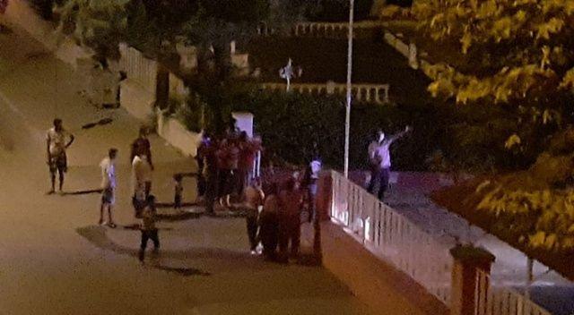 Mahalleyi karıştıran 'fren' kavgasıyla ilgili 1 tutuklama