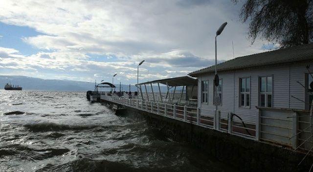 Marmara Bölgesi'nin batısında kuvvetli rüzgar uyarısı