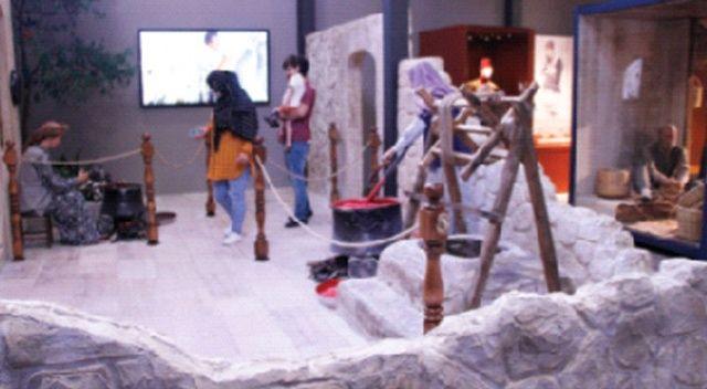 Medeniyetlere ayna olan müze