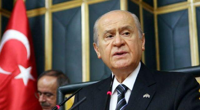 MHP Genel Başkanı Bahçeli'den Türk Tabipler Birliği'ne tepki