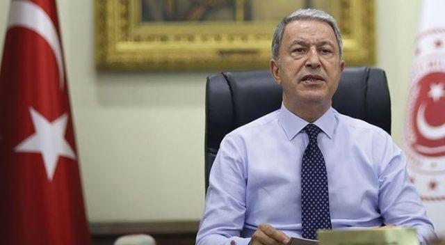 Milli Savunma Bakanı Akar: Türkiye, Azerbaycan'ı desteklemeye devam edecek