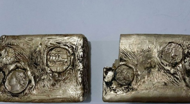 Muş'ta Roma dönemine ait 132 tarihi eser ele geçirildi