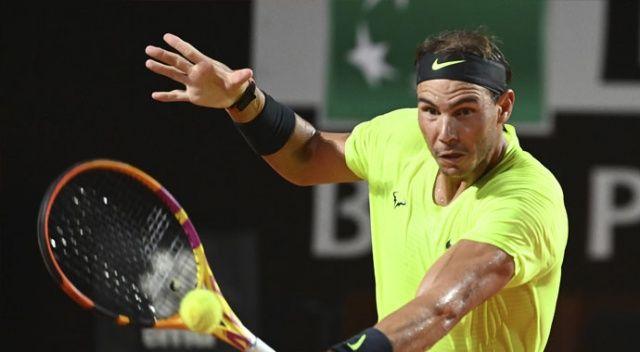 Nadal, Roma Açık Tenis Turnuvası'na çeyrek finalde veda etti