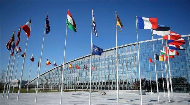 NATO Karargahı'ndaki teknik toplantı