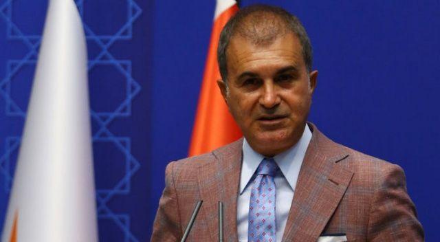 Ömer Çelik: BM temsilcisinin terör örgütüyle görüşmesi rezalet