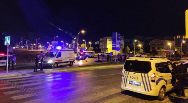Otomobile silahlı saldırı: 1 ölü 1 yaralı