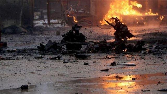 Rasulayn'da bombalı terör saldırısı: 6 ölü