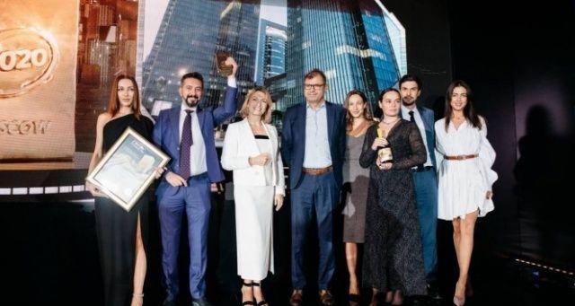 Rönesans'ın Rusya'daki projesine yeni bir ödül