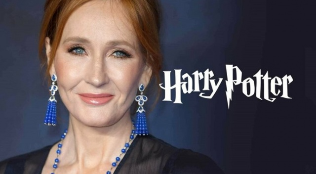 Rowling'den  internet hikâyesi