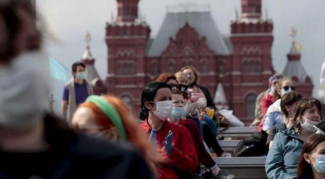 Rusya'da Covid-19 vaka sayısı 1 milyon 167 bini geçti