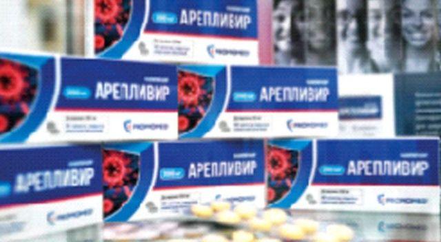 Rusya'da koronavirüs ilaçları eczanede satılacak