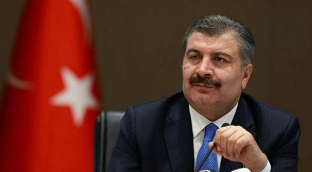 Sağlık Bakanı Koca'dan, Mansur Yavaş'a teşekkür