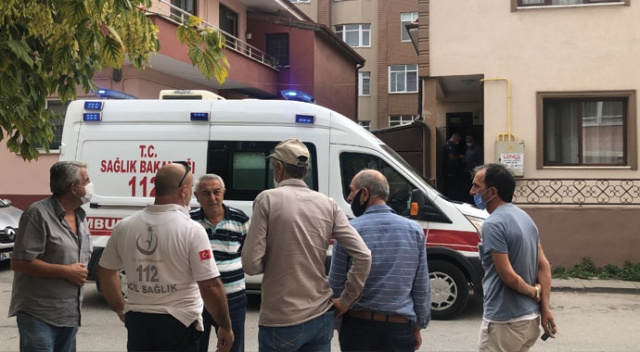 Sakarya'da ambulans şoförü hayatına son verdi