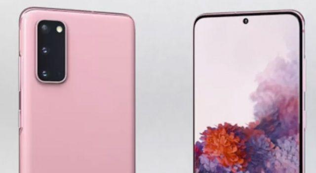 Samsung fanları için Galaxy S20 FE