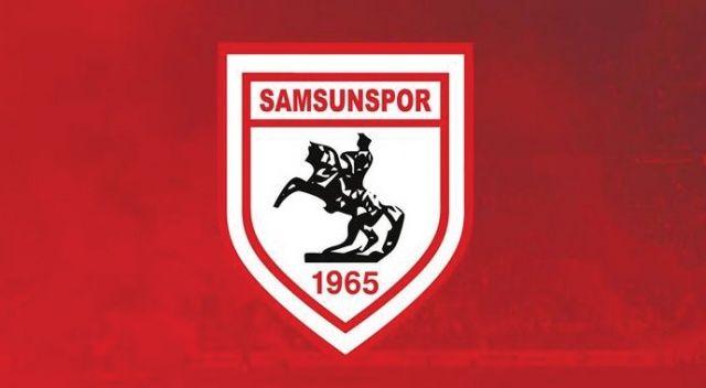Samsunspor'da 2 futbolcunun Covid-19 testi pozitif çıktı