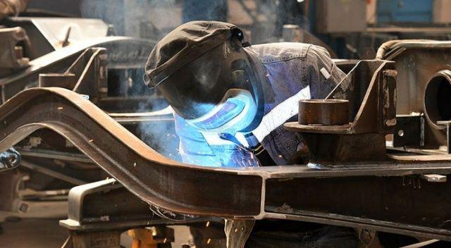 Sanayi üretimi temmuzda aylık bazda yüzde 8,4 arttı