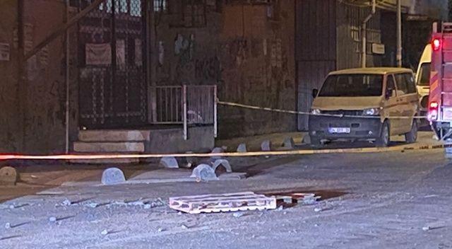 Sarıyer'de korkutan patlama: Mahalleli sokağa döküldü