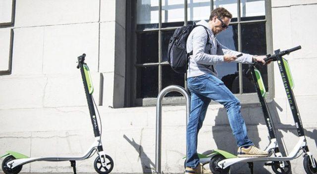 Scooter'a yaş sınırı ve para cezası yolda