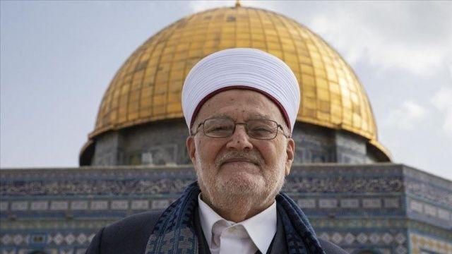 Şeyh İkrime Sabri'den, Mescid-i Aksa için strateji geliştirme çağrısı