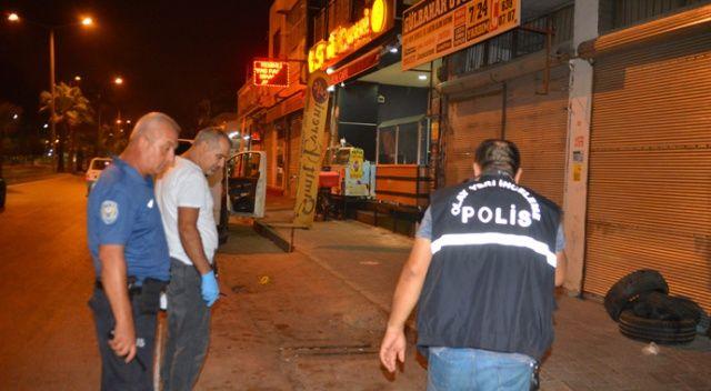 Sırtından vuruldu, 3 kilometre motosiklet sürüp polise sığındı