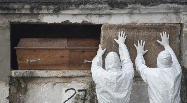 Son 24 saatte Hindistan, Meksika ve Brezilya'da koronavirüsten çok sayıda ölüm