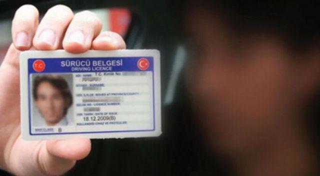 Sürücü belgelerinde yeni dönem