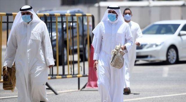 Suudi Arabistan'da son 24 saatte Kovid-19'dan 26 kişi hayatını kaybetti