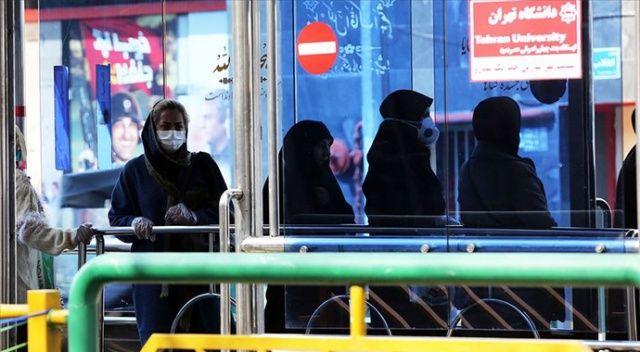 """Tahran Koronavirüs ile Mücadele Kurulu: """"Tahran'da salgında 3. dalga başladı"""""""