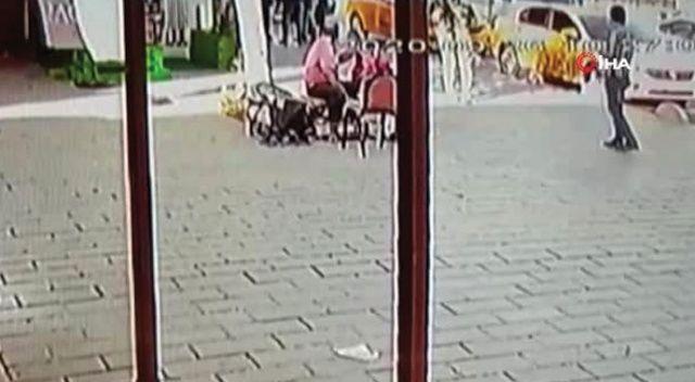 Taksi durağı önünde silahlı çatışma! 3 ölü 2 yaralı