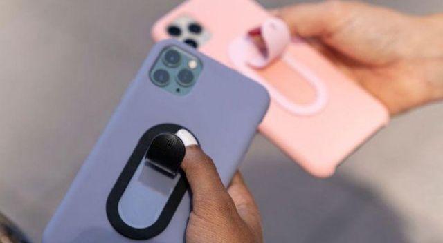 Telefonların yeni tutunma şekli: Flapgrip