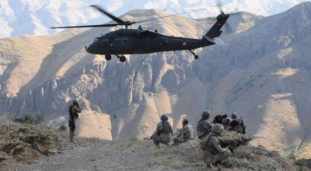 Teröristlerin korkulu rüyası 'Yıldırım' operasyonları